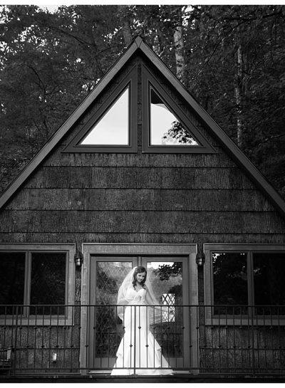 Brooke | Chateau DuMont Bridal Portrait | Banner Elk, NC
