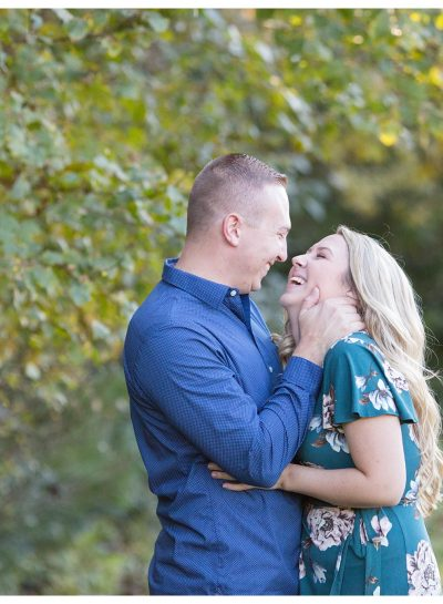 Tori and Kagan | Engagement | Linville Falls | Blue Ridge Parkway